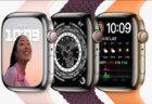 Apple Watch Series 7 は、S7チップ、32GBのストレージ、USB-C高速充電ケーブルなど