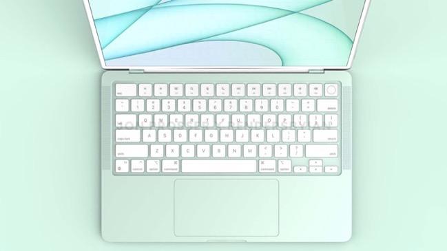 次世代Apple Silicon搭載の再設計されたMacBook Airが2022年第3四半期に量産開始