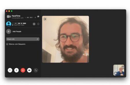 FaceTimeのオーディオとビデオがAppleのiPhone、iPad、Mac OSのアップデートで飛躍的に進化