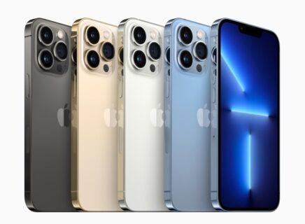 4K ProResビデオ撮影にはiPhone 13 Proと256 GB以上のストレージが必要