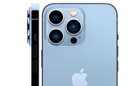 iPhone 13 ProのA15 Bionicチップは、通常のiPhone 13よりも強力なGPUを搭載