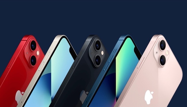 iPhone 13の予約注文は、昨年のiPhone 12の予約注文を20%以上上回る勢いで急増