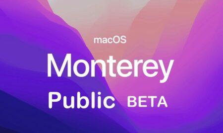 Apple、Betaソフトウェアプログラムのメンバに「macOS 12 Monterey Public beta 5」をリリース