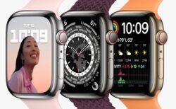 Apple Watch Series 7、一部のサードパーティー製  アプリのアイコンが表示されない
