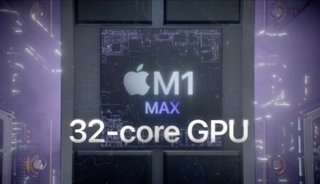Geekbench、M1 Maxは従来の16インチ MacBook Proよりも最大181%高速なグラフィックスを搭載