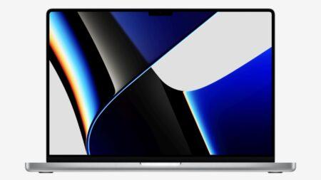 Apple、新しいデザインとノッチ、M1 Proチップと1080p facetimeカメラを搭載した、新しいMacBook Proを発表