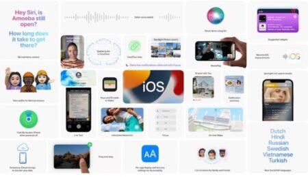 Apple、SharePlayなど新機能の追加およびバグ修正も含まれる「iOS 15.1」正式版をリリース